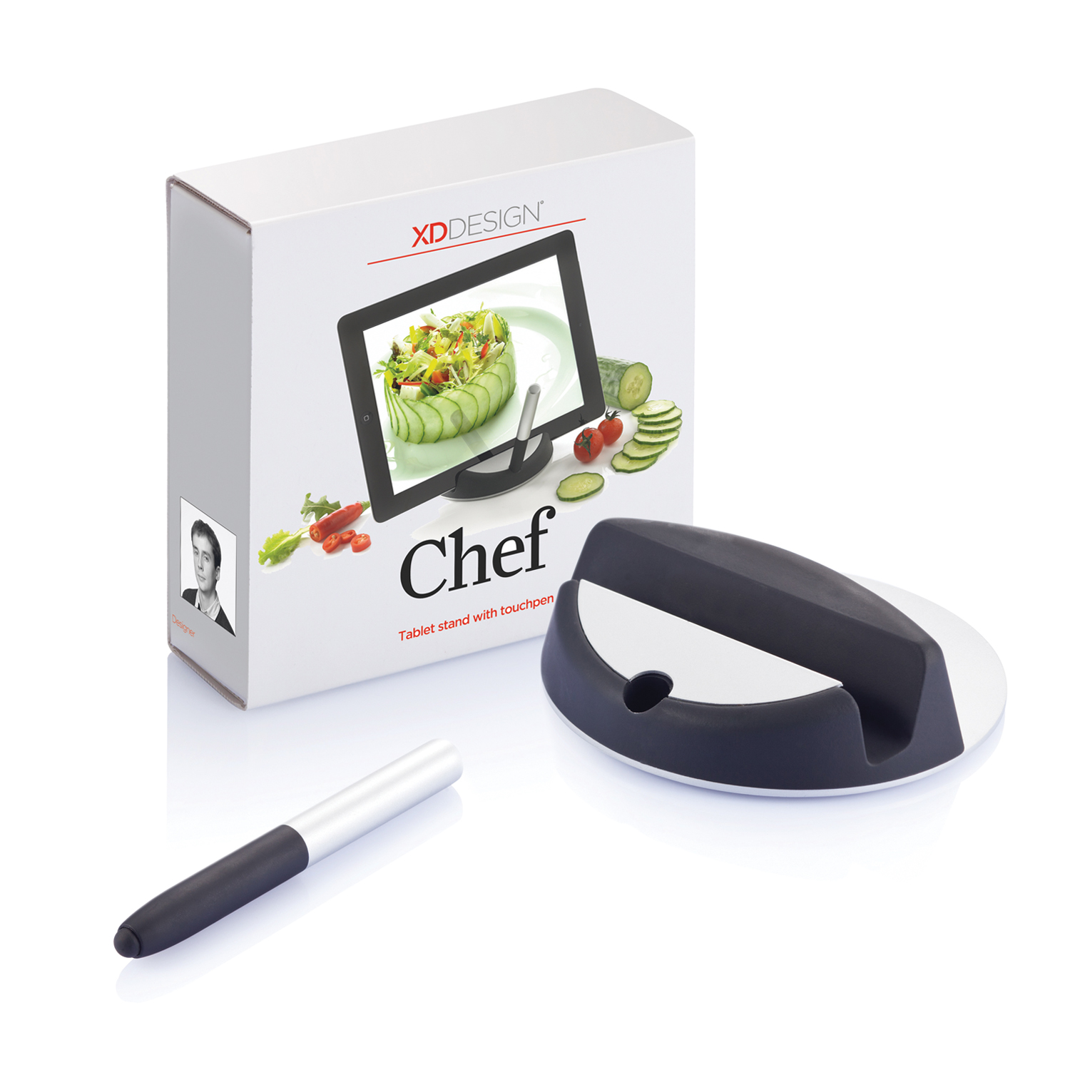 108632-0-Chef Tablet Stand