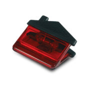 House Magnetic Clip-Red