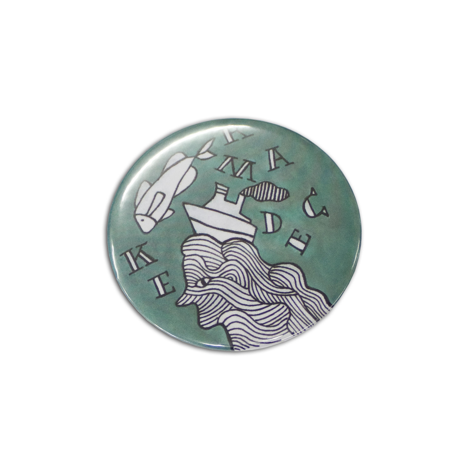 104780-0-Button Badge Round - 58mm