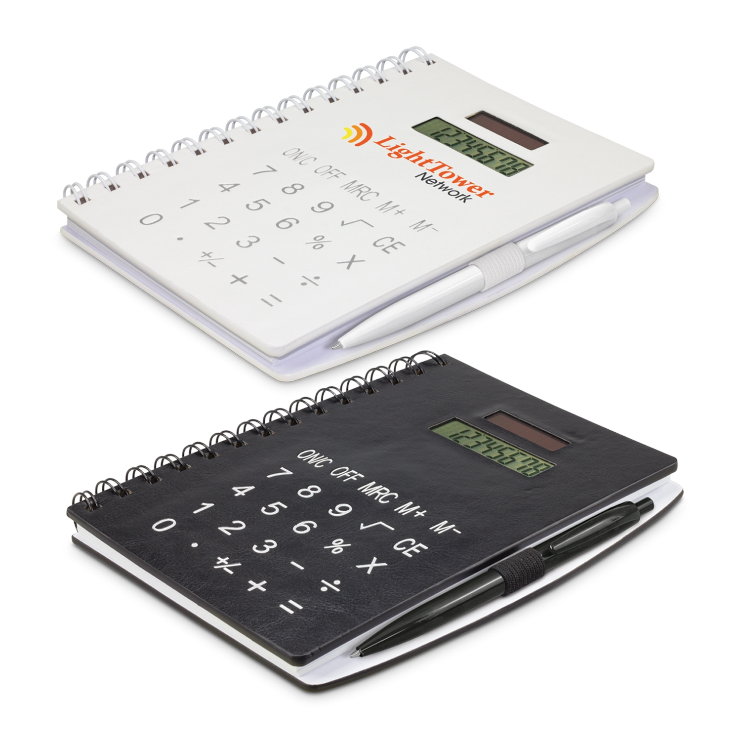 110500-0-Notebook with Calculator